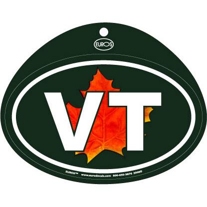 Vermont Decals